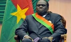 Liberado el presidente de Burkina Faso tras el intento de golpe de Estado.