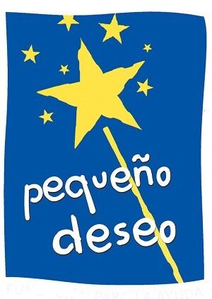 Logo de la Fundación Pequeño Deseo.