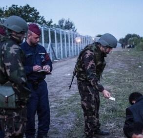 Los soldados podrán utilizar armas no letales y métodos coercitivos.