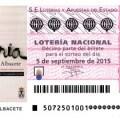 Lotería Nacional sorteo especial de  sábado 5 de septiembre
