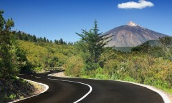 http://www.dreamstime.com/royalty-free-stock-photo-open-road-tenerife-image14458185
