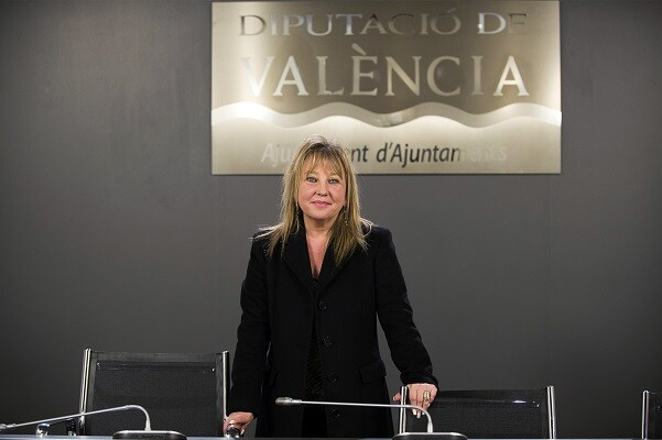 Mª Jesús Puchalt, concejala del Grupo Popular. (Imagen de archivo. Foto-Abulaila).