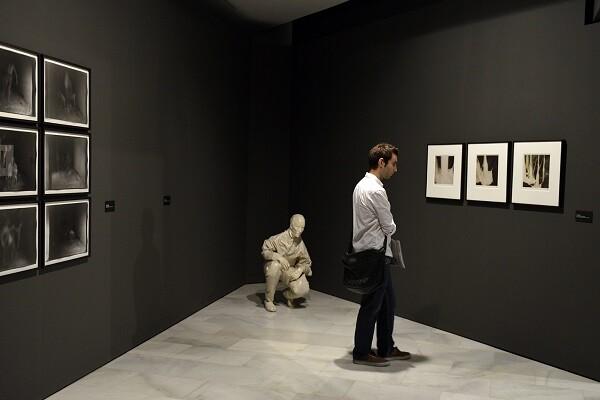 Más de 5.000 personas visitan  en Valencia la exposición 'La Piel Translúcida'.