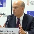 Máximo Buch en su etapa de conseller de Economía en una imagen de archivo.