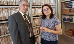 Mònica Oltra Los empleados públicos son el principal activo de la Generalitat