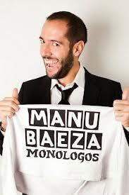 Manu Baeza presentará a los asistentes su 'Manual para un soltero'.
