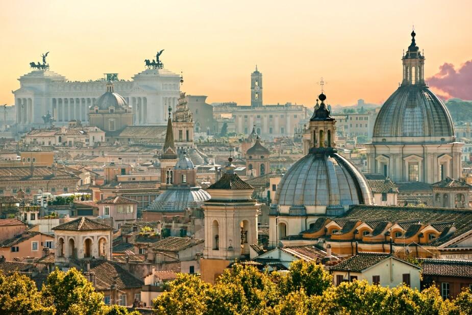 Mapa Tours-Italia