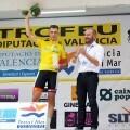 Martijn Budding, ganador de la Volta Ciclista a la Província de València.
