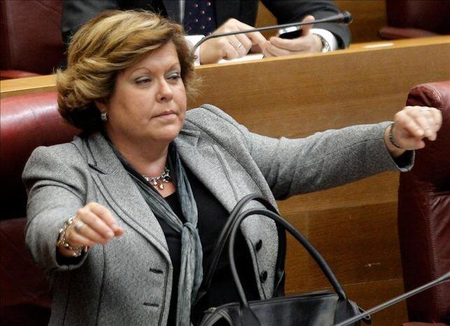 """Milagrosa Martínez asegura que """"seguía instrucciones"""" de Camps."""