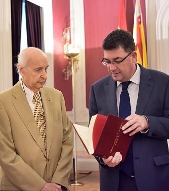 Morera destacó el gran papel del CVC con sus informes.