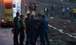Murió la niña que estaba ingresada tras el accidente del Rally en A Coruña.