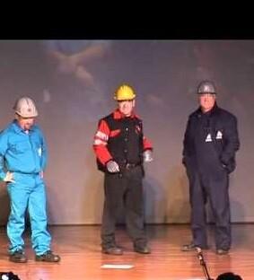 NomeARSE Group en una de sus actuaciones.