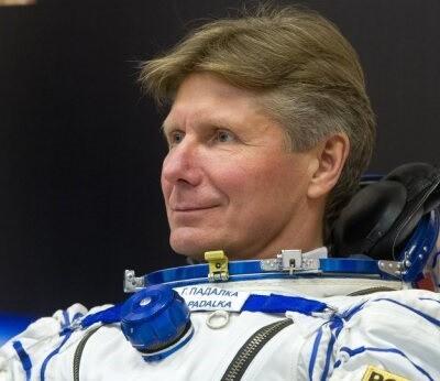 Pádalka batió en junio pasado un récord mundial de permanencia en el espacio.