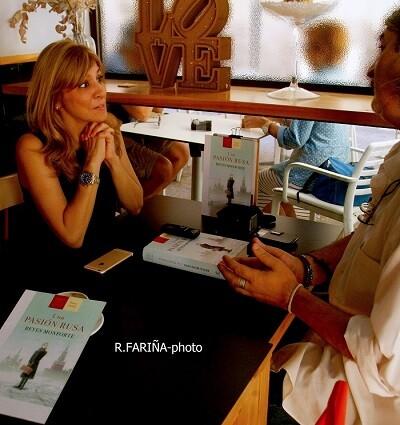 Para Monforte, 'la relación de pareja, entre el músico y Lina, debió de presentar aristas afiladas pese a que se amaban'. (Foto-R.Fariña-Valencia Noticias.).