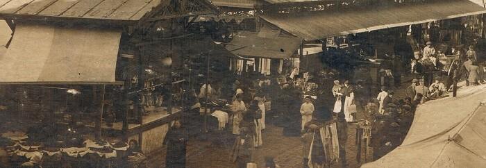 Parades del Mercat de València. Ca. 1890.