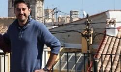 Peris, concejal de València en Comú.