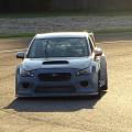 Primera prueba para el Subaru TCR de Top Run.