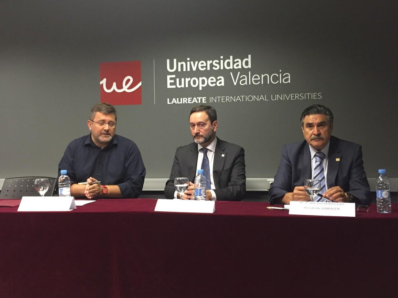 Rafael Sotoca, José Enrique Fernández y José Luis Llisterri (1)