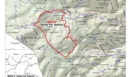 Ruta a pie para descubrir la Sierra de Chiva para todo el mundo.
