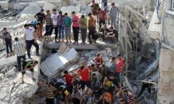 """Se acuerda un """"alto al fuego permanente"""" en 3 puntos de Siria."""