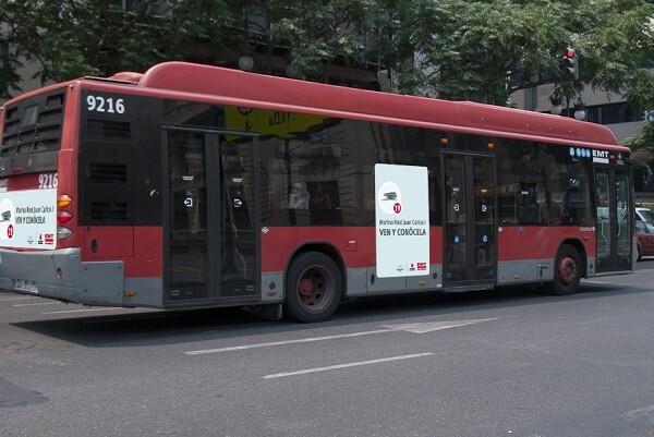 Se recuperan tres carteras con 1.000 euros en las líneas de la EMT Valencia.