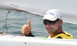 Seguin y el dúo holandés Schrama y Nap se mantienen a la cabeza del Campeonato de Europa Iberdrola de Vela Paralímpica (1)