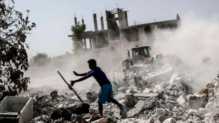Tropas turcas entraron a Irak por tierra para combatir a los kurdos
