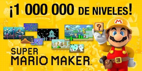 Un millón de niveles en un solo juego de Mario