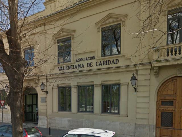 Valencia Comunidad Valenciana casa caridad