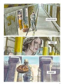Viñetas de 'Monika vol.2 Vanilla Dolls'.
