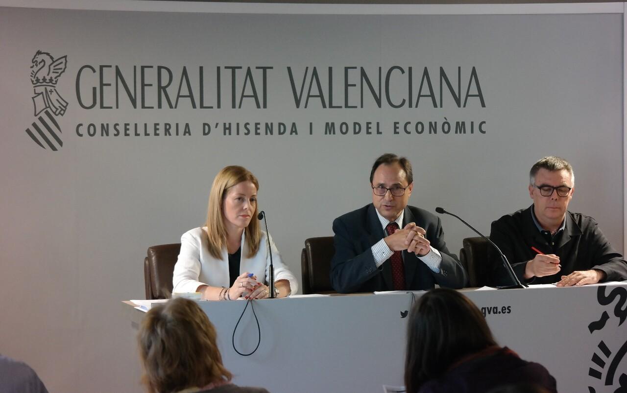 conseller de Hacienda y Modelo Económico, Vicent Soler