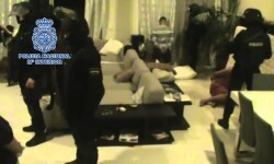 La Policía Nacional libera a un joven que permaneció secuestrado en un chalé de Marbella