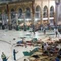 más de cien los fallecidos al caer una grúa en la mezquita de La Meca