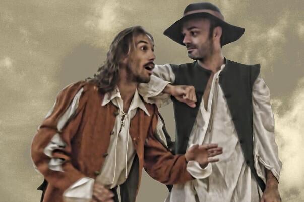 'Lazarillo', nuevo estreno de la compañía Arden en la Sala Russafa.