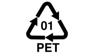 Las botellas de plástico flexible hechas de tereftalato de polietileno, conocidas como PET por sus siglas en inglés, son 100% reciclables y no usan el Bisfenol A como aditivo.