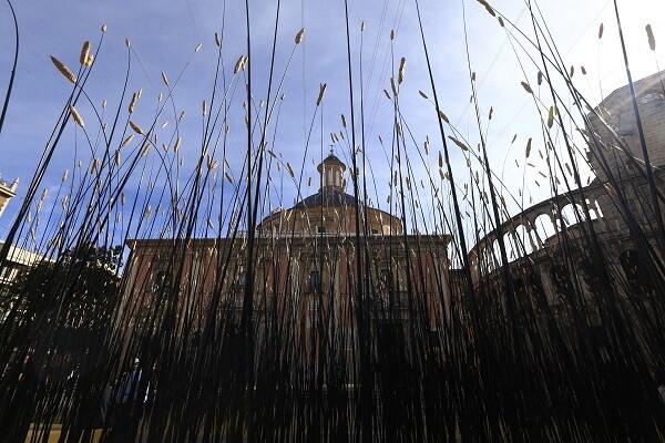 Intramurs, obra de Bastiaans, plaza de la virgen .