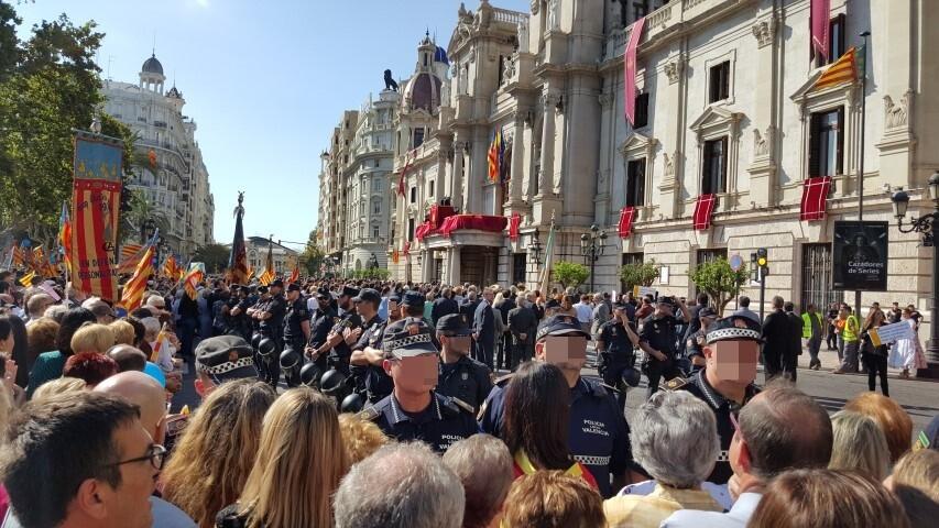 9 octubre procesion civica valencia senyera 20151009_125334 (109) (Small)