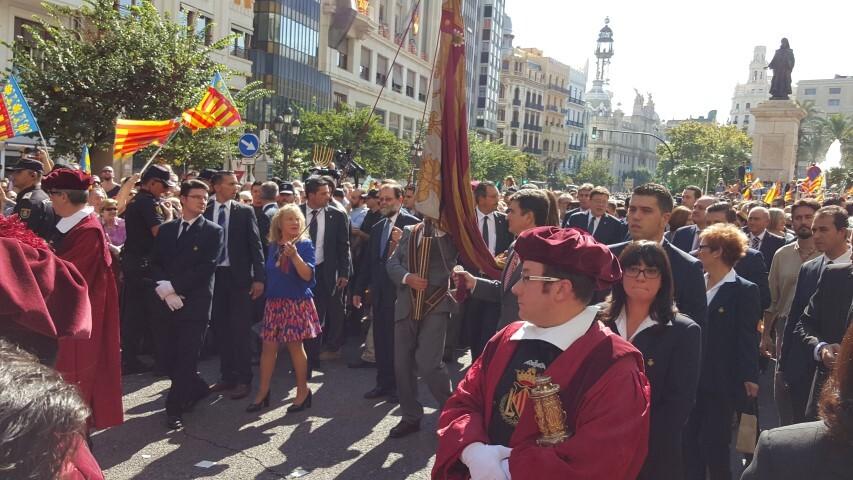 9 octubre procesion civica valencia senyera 20151009_125334 (189) (Small)