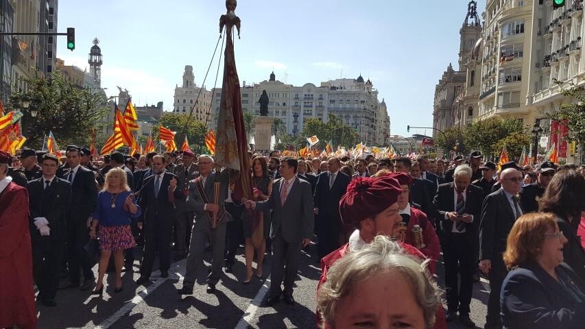 9 octubre procesion civica valencia senyera 20151009_125334 (192) (Small)