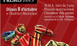 Alboraya prepara su nueva edición de los premios 9 de Octubre de 2015    elperiodic.com