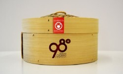 Algo se está cociendo en Valencia; '98º Dim Sum Restaurant' inaugura local.