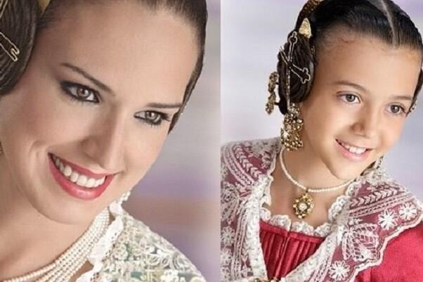Alicia Moreno Morales y Sofía Soler Casas ya son FFMM 2016 de Valencia