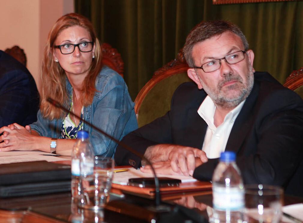 Amparo Marco y Toni Lorenzo