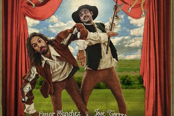 Arden estrena 'Lazarillo', una versión libre y familiar que protagonizan dos marionetas de carne y hueso.