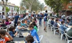Arrancó el XIX Torneo Municipal de Ajedrez Escolar 'Juego Limpio'.