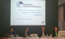 Asociación Transparencia participa en la Jornada de Transparencia organizada por Cuatrecasas-Gonçalves Pereira.
