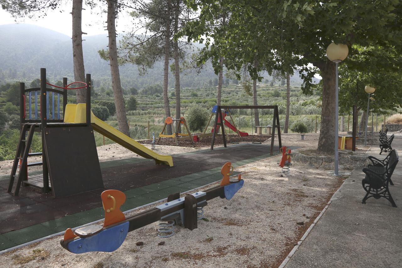 BENILLUP parque infantil
