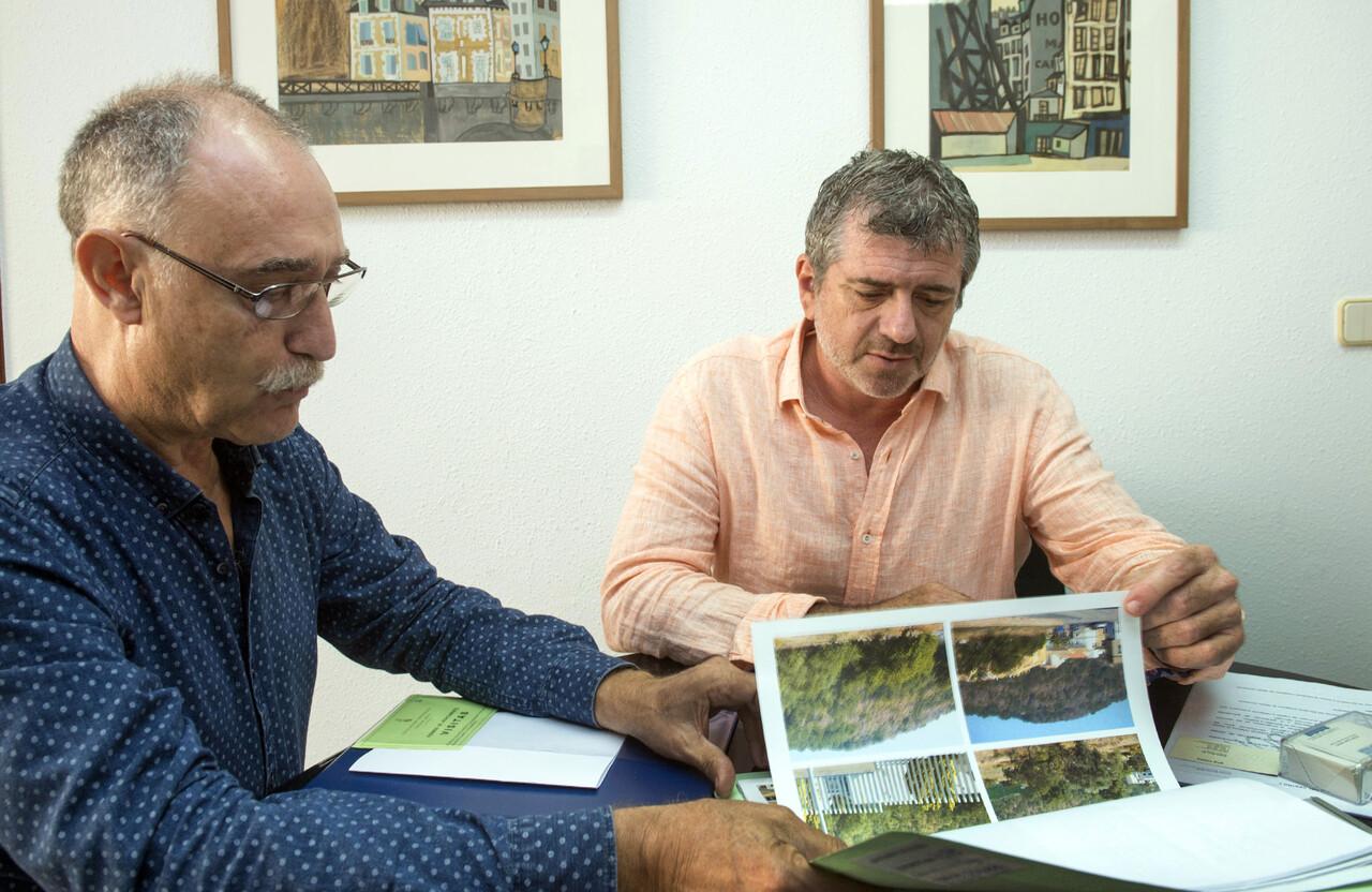Bort se reúne con alcalde de Petrés foto_Abulaila