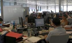 Cae la creación de empresas un 7,2 por ciento en la Comunitat mientras crece en España.