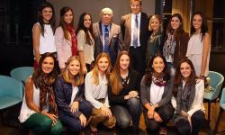 Candidatas a Fallera Mayor de Valencia de 2016